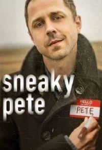 Сериал Хитрый Пит 1 сезон Sneaky Pete смотреть онлайн бесплатно!