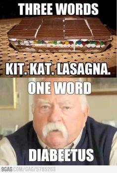 kit kat lasagna - Google Search