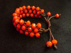 Bracelete de Cristais