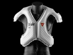 D-Air Safety Wireless Airbag Jackets by Ducati - http://www.technogala.com/d-air-safety-wireless-airbag-jackets-ducati/