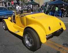 1926 Ford Model T roadster hot rod