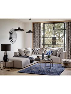 Buy Coral John Lewis Tamaki Cushion from our Cushions range at John Lewis & Partners. Free Delivery on orders over Home Living Room, Living Room Decor, Indian Blue, Types Of Curtains, Small Living, Interior Design, Interior Ideas, Furniture, Centerpieces
