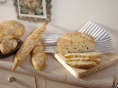 Miniature Food - Breads | Flickr - Photo Sharing!