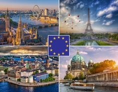 In the wake of Brexit, we look at the 28 member states that are in the European Union.