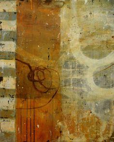 "Bill Gingles, ""King Saturday's Golden Dream"", acrylic on panel"