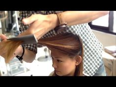 Shoulder Length WIth Light Layers - YouTube