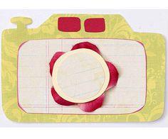 Camera Paper-Piecing Pattern