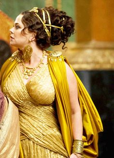 Queen Cassiopeia - Polly Walker in Clash of the Titans (2010).