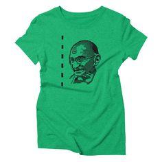 #hlava #gandhi We don't make t-shirts. We are Hlava.