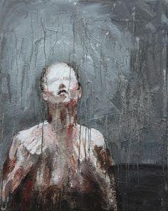 """onlinekunstenaars: """" Model, zonder titel . Guus Verzellenberg """""""