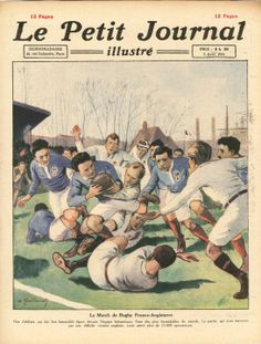 Art Print Rugby Cup Final France V England 1921 Poster Print. Rugby Cup, Rugby Poster, France Rugby, Messi Gif, Australian Football, American Football, Rugby Sport, Rugby League, Sports Art