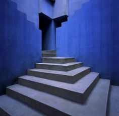 #Stairs #Blue