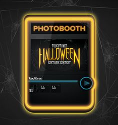 TouchTunes PhotoBooth Halloween Costume Contest