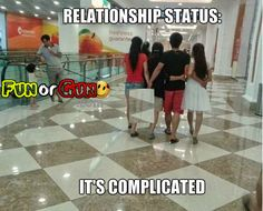 Checkout for Complicated Relationships Everywhere where Funny Pictures Makes You Feel Fresh And Stress Free - FunorGun.com