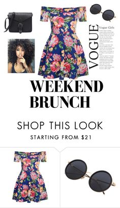 """""""Brunch"""" by happybubbles1 ❤ liked on Polyvore featuring New Look"""