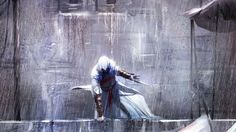 Assassins Creed PS3 One of The Character HD Wallpaper Background for Desktop