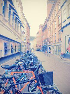 Copenhagen: Bike City
