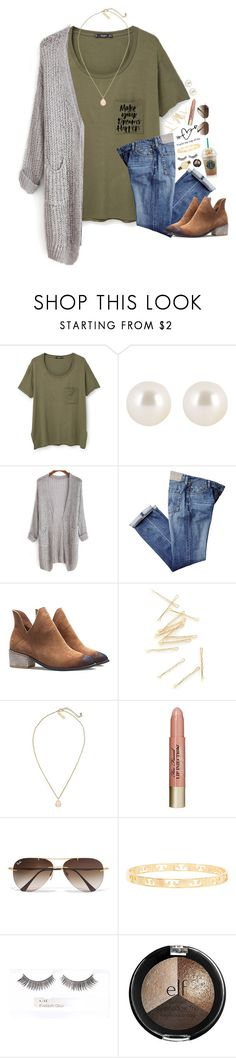 """Personalized sets, read d"" by lydia-hh ❤ liked on Polyvore featuring MANGO, Henri Bendel, Kendra Scott, Too Faced Cosmetics, Ray-Ban, Tory Burch, e.l.f. and Kate Spade"