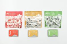 Ricola Redesigned (Student Project) on Packaging of the World - Creative Package Design Gallery