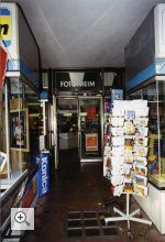 1998 - Die Familie Lorenz übernimmt das Fotohaus Preim und rettet es vor der Schließung.