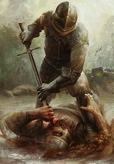 Play GWENT — a strategy card game of choices and consequences, where skill, not luck, is your greatest weapon. Fantasy Concept Art, Fantasy Character Design, Dark Fantasy Art, Character Art, Fantasy Battle, Fantasy Armor, Medieval Fantasy, Witcher Art, The Witcher
