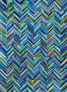 Batik Quilts, Jellyroll Quilts, Blue Quilts, Scrappy Quilts, Easy Quilts, Patchwork Quilting, Denim Quilts, Strip Quilt Patterns, Block Patterns
