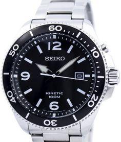 Seiko Kinetic Mens Watch SKA747P1