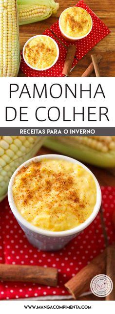 Breakfast Dessert, Breakfast Recipes, Brazillian Food, Vegetarian Recipes, Healthy Recipes, Good Food, Yummy Food, Sweet Desserts, Themed Cakes