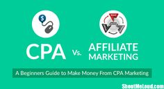 How many times you have heard of term CPA & wondered how's it different than Affiliate marketing? Well, in this guide you will learn how CPA is different & at the same time similar to affiliate marketing. If you are new to Affiliate marketing, you can read our free guide on what is affiliate marketing …
