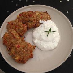 buckwheat-feta burgers Secret Recipe, Buckwheat, Burgers, Feta, Risotto, Rice, Chicken, Ethnic Recipes, Hamburgers