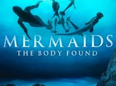 mermaids via animal planet- they real y'all
