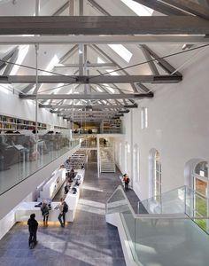 Gallery of University library Utrecht / Grosfeld van der Velde Architecten - 10
