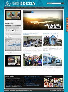 Site do Educandário Espírito-Santense Adventista, Edessa • 2011