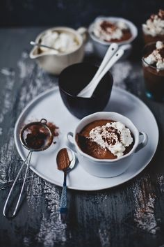 Chocolate and Coffee Mousse | Playful Cooking