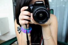 canon. i want this camera soo much♡