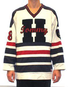 Vintage RARE Tommy Hilfiger Jersey