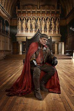 Uther Pendragon - legendarny król Brytanii, ojciec króla Artura