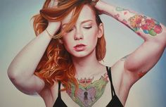 Kevin Peterson art Captivating figurative paintings by Houston-based artist Kevin Peterson . I don't know why but some of his works remind me neoclassical masterpieces o...