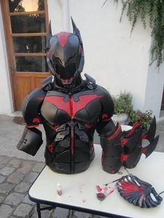 suits of armor \ suits of armor . suits of armor medieval . suits of armor female . suits of armor knights . suits of armor science fiction . suits of armor dnd . suits of armor drawing . suits of armor art Cosplay Games, Cosplay Diy, Best Cosplay, Batman Armor, Batman Suit, Batman Batman, Batman Cosplay, Cosplay Armor, Suit Of Armor