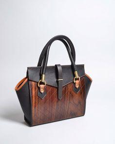4ac22ac93900 Wood and leather evening handbag, bag FIRST. Fashion luxury bag. Wooden bag.  Evening wooden bag. Wood brown big bag