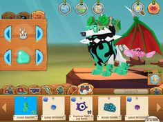 Grolliwold's old main outfit Animal Jam Play Wild, Random Stuff, Cute Animals, Old Things, Games, Outfit, Life, Random Things, Pretty Animals