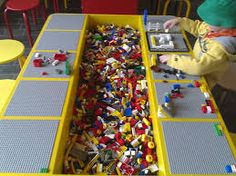 DIY Lego Tables – Perfect for Kids of All Ages