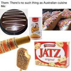 Just 100 Really Funny Memes About Aussie Food Australian Memes, Aussie Memes, Australian Food, Meanwhile In Australia, Success Kid, Australia Funny, Australia Travel, Aussie Food, Funny Posts