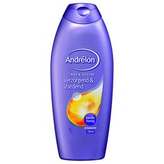 Andrelon Shower and Bath: 2-in-1 Chamomile & Honey.
