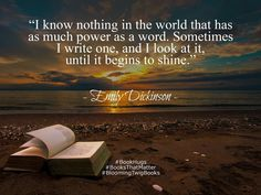 A great Quote by Emily Dickinson Reading Quotes, Writing Quotes, Book Quotes, Literary Quotes, Reading Books, I Love Books, Books To Read, Emily Dickinson Quotes, Great Quotes