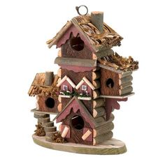 Gingerbread Style Birdhouse. Starting at $17