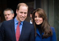 Pin for Later: Les 63 Meilleures Photos de Kate et William Prises Depuis Leur Mariage  Dundee, Écosse, Octobre 2015.