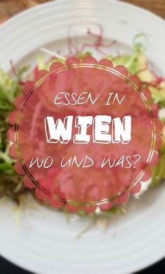 Food Guide für Wien - Wo und was kann man in Wien gut essen? Ich zeige euch meine Highlights aus drei Tagen Wien #Wien #Vienna #Austria #itinerary #travel #traveltips #foodguide