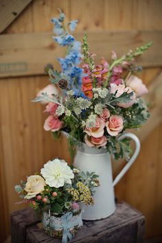 Florist Friday: Interview with Charlie Quartley of The Flower Fairies | Flowerona
