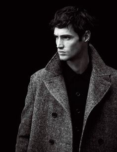 Streets of Paris by Matthew Brookes for Numero Homme China ZsaZsa Bellagio: Guy Glam